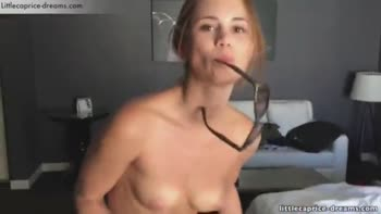 Teen Masturbating For The First Time